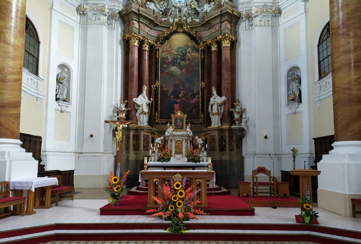 Římskokatolická farnost Panny Marie v Kroměříži